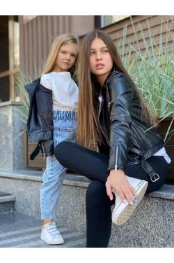 Детская куртка-косуха  220