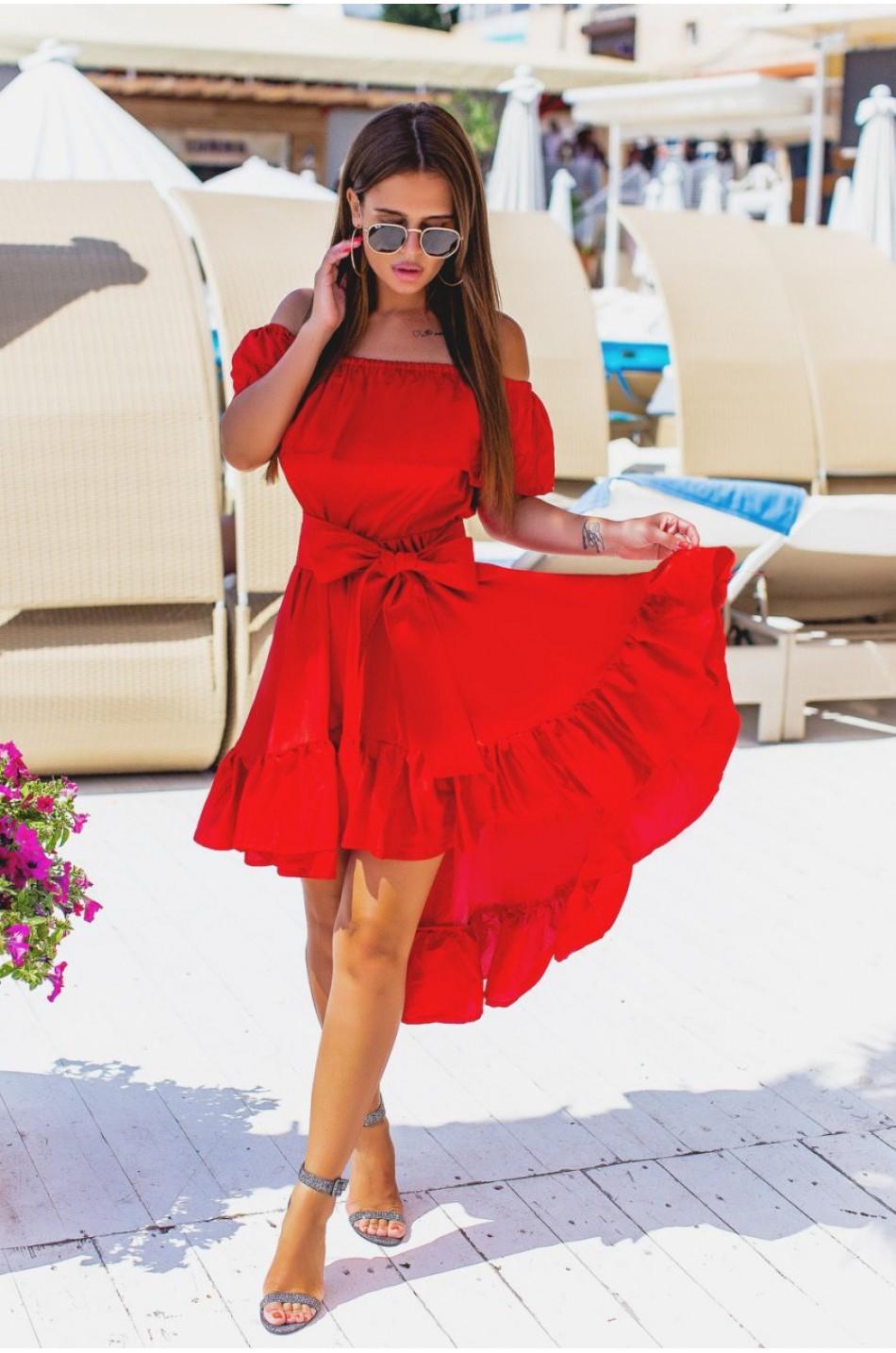 Платье 166