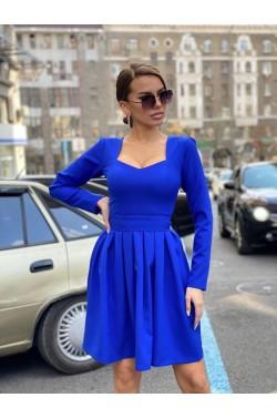 Платье Анжелика c рукавами 72