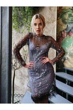 Платье 344