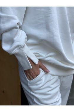 Размер: Единый (42-46)Цвет: Белый
