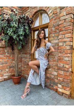 451 Платье LUXURY