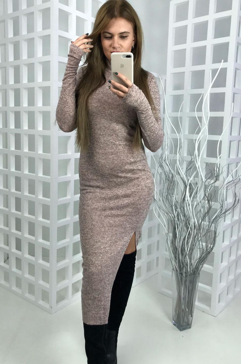 Платье (ангора) 125