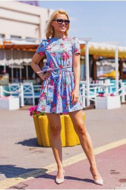 Платье Милан Лето 85