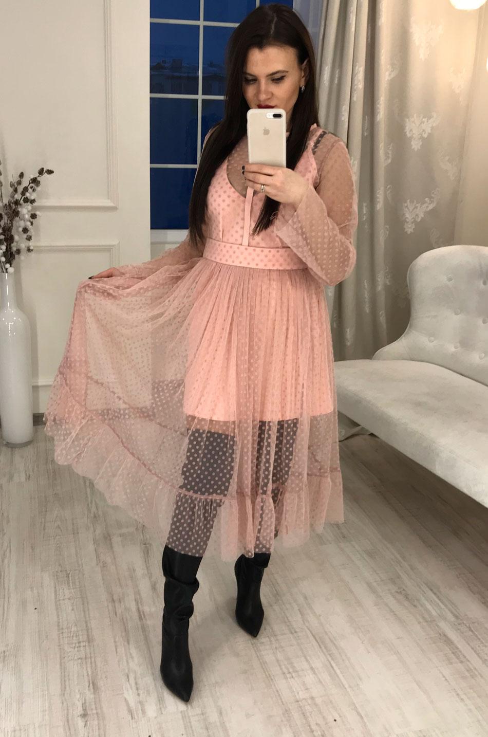 Платье 204